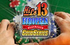 Hilo 13 European Blackjack